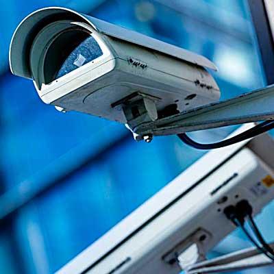 Circuito de Câmeras CFTV